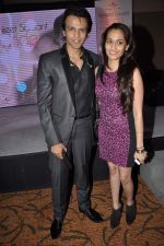 Shweta Pandit, Abhijeet Sawant at Abhijeet Sawant_s album launch in Novotel, Mumbai on 2nd April 2013 (44).JPG