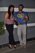 Sohail Khan at Sanjay and Maheep Kapoor_s private dinner in Juhu, Mumbai on 2nd April 2013 (25).JPG