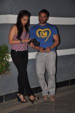 Sohail Khan at Sanjay and Maheep Kapoor_s private dinner in Juhu, Mumbai on 2nd April 2013 (34).JPG