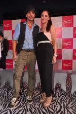 Zayed Khan, Farah Ali Khan at Amessha Patel_s production house launches new film ventures in Mumbai on 2nd April 2013 (130).JPG