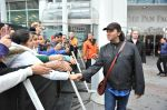 Mohit Chauhan arrive in Vancouver for TOIFA 2013 on 4th April 2013.jpg