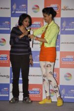 RJ Archana at Radiocity Freedom Awards in Canvas, Mumbai on 5th April 2013  (26).JPG