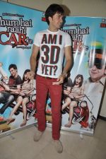 Dev Goel promote Hum Hai Raahi Car Ke in Mumbai on 6th April 2013 (11).JPG