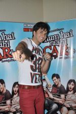 Dev Goel promote Hum Hai Raahi Car Ke in Mumbai on 6th April 2013 (12).JPG