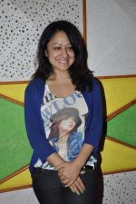 Madhuri Pandey  records for Sumeet Tapoo_s album Destiny in Mumbai on 8th April 2013 (17).JPG
