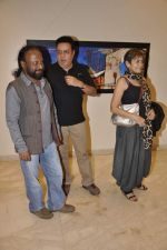 Deepa Sahi, Ketan Mehta at Jaya Lamba_s art event in Gallery Art N Soul, Mumbai on 10th April 2013 (6).JPG