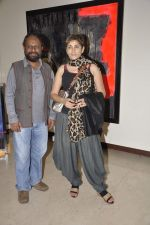 Ketan Mehta, Deepa Sahi at Jaya Lamba_s art event in Gallery Art N Soul, Mumbai on 10th April 2013 (19).JPG