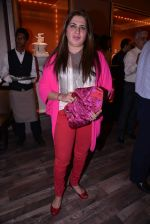 Anna Singh at Farah Khan Ali_s store launch in Mumbai on 11th April 2013(313).JPG