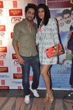 Ayushmann Khurrana, Tahira Khurrana at Nautanki Saala screening in Liberty Cinema, Mumbai on 11th April 2013 (130).JPG