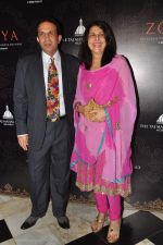 Parvez Damania at Zoya introduces exquisite Jewels of the Crown jewellery line in Mumbai on 13th April 2013 (36).JPG