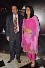 Parvez Damania at Zoya introduces exquisite Jewels of the Crown jewellery line in Mumbai on 13th April 2013 (37).JPG
