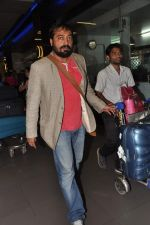 Anurag Kashyap snapped at airport in Mumbai on 16th April 2013 (50).JPG