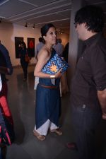 Ila Chatterjee at the Maimouna Guerresi photo exhibition in association with Tod_s in Mumbai.JPG