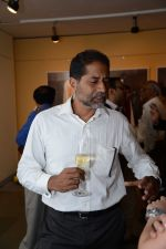 Tariq Ansari at the Maimouna Guerresi photo exhibition in association with Tod_s in Mumbai.JPG