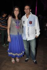 Parvez Damania at Poonam Dhillon_s birthday bash and production house launch with Rohit Verma fashion show in Mumbai on 17th April 2013 (8).JPG