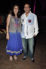 Parvez Damania at Poonam Dhillon_s birthday bash and production house launch with Rohit Verma fashion show in Mumbai on 17th April 2013 (9).JPG