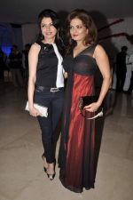 Sheeba, Bhagyashree at Poonam Dhillon_s birthday bash and production house launch with Rohit Verma fashion show in Mumbai on 17th April 2013 (80).JPG