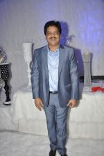 Udit Narayan at Poonam Dhillon_s birthday bash and production house launch with Rohit Verma fashion show in Mumbai on 17th April 2013 (26).JPG