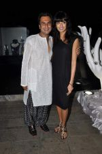 Aki Narula, Binal Trivedi at James Ferriera Designs A Unique  Ring Collection Exclusively For Gehna Jewellers in Mumbai on 19th April 2013 (67).JPG
