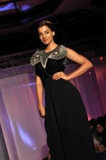 Mugdha Godse at Ditiya Roy Label Launch in Taj Bengal, Kolkata on 20th April 2013 (4).jpg