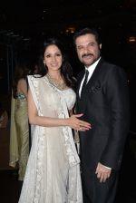 Sridevi, Anil Kapoor at Sahara Pariwar hosts bash in honour of Sridevi for winning Padma Bhushan in Mumbai on 23rd April 2013 (88).JPG