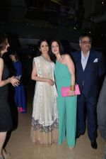 Sridevi, Boney Kapoor at Sahara Pariwar hosts bash in honour of Sridevi for winning Padma Bhushan in Mumbai on 23rd April 2013 (66).JPG