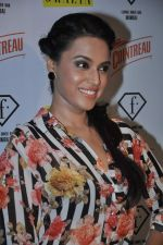 Swara Bhaskar at Shivan Naresh event in F Bar, Mumbai on 23rd April 2013 (1).JPG