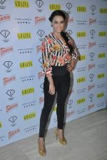 Swara Bhaskar at Shivan Naresh event in F Bar, Mumbai on 23rd April 2013 (11).JPG