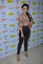 Swara Bhaskar at Shivan Naresh event in F Bar, Mumbai on 23rd April 2013 (12).JPG