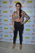 Swara Bhaskar at Shivan Naresh event in F Bar, Mumbai on 23rd April 2013 (3).JPG
