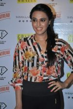Swara Bhaskar at Shivan Naresh event in F Bar, Mumbai on 23rd April 2013 (4).JPG