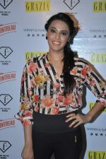 Swara Bhaskar at Shivan Naresh event in F Bar, Mumbai on 23rd April 2013 (5).JPG