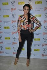 Swara Bhaskar at Shivan Naresh event in F Bar, Mumbai on 23rd April 2013 (9).JPG