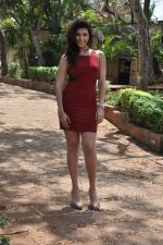 Archana Vijaya at Sachin Joshi_s energy drink shoot in Malad, Mumbai on 24th April 2013 (4).JPG