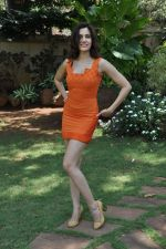 Sonalli Sehgall at Sachin Joshi_s energy drink shoot in Malad, Mumbai on 24th April 2013 (57).JPG