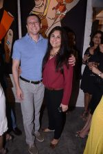 Tara Deshpande - the Indian Salma Hayek snapped at Gallery 7 on 26th April 2013 (1).JPG