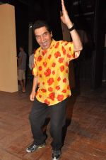 Asrani returns with a play for Ektaa Theatre Group in Bandra, Mumbai on 26th April 2013 (18).JPG
