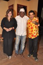Asrani returns with a play for Ektaa Theatre Group in Bandra, Mumbai on 26th April 2013 (20).JPG