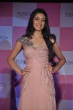 Miss India Navneet Kaur Dhillon unveil POnds BB+ cream in Powai, Mumbai on 26th April 2013 (11).JPG