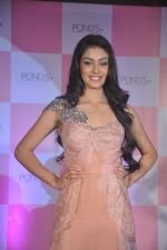 Miss India Navneet Kaur Dhillon unveil POnds BB+ cream in Powai, Mumbai on 26th April 2013 (20).JPG