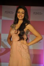Miss India Navneet Kaur Dhillon unveil POnds BB+ cream in Powai, Mumbai on 26th April 2013 (8).JPG