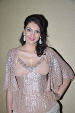 Yukta Mookhey at fashion show by Achala Sachdev for SNDT Chrysallis in Mumbai on 26th April 2013 (40).JPG