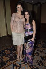 Yukta Mookhey at fashion show by Achala Sachdev for SNDT Chrysallis in Mumbai on 26th April 2013 (44).JPG
