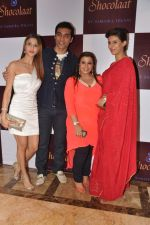 Kushal Punjabi at Kushal Punjabi and Shilpa Agnihotri_s Maiden company Dream Catcher unveils Samaira Tolani_s  SHOCOLAAT on 28th April 2013   (67).JPG