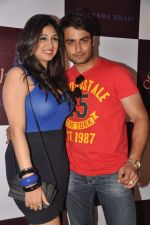 Vivian Dsena, Vahbbiz at Kushal Punjabi and Shilpa Agnihotri_s Maiden company Dream Catcher unveils Samaira Tolani_s  SHOCOLAAT on 28th April 2013.JPG