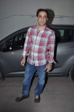 Faisal Khan at Qayamat Se Qaymat tak screening in Mumbai on 29th April 2013 (27).JPG