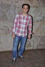 Faisal Khan at Qayamat Se Qaymat tak screening in Mumbai on 29th April 2013 (29).JPG