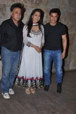 Juhi Chawla, Aamir Khan, Mansoor Khan  at Qayamat Se Qaymat tak screening in Mumbai on 29th April 2013 (73).JPG