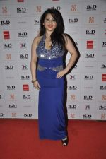 Misti Mukherjee at Bharat N Dorris makeup awards in Mumbai on 29th April 2013 (30).JPG