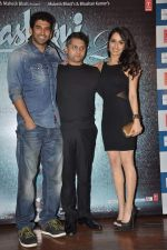 Aditya Roy Kapur, Shraddha Kapoor, Mohit Suri at Aashiqui 2 success bash in Escobar, Mumbai on 30th April 2013 (75).JPG